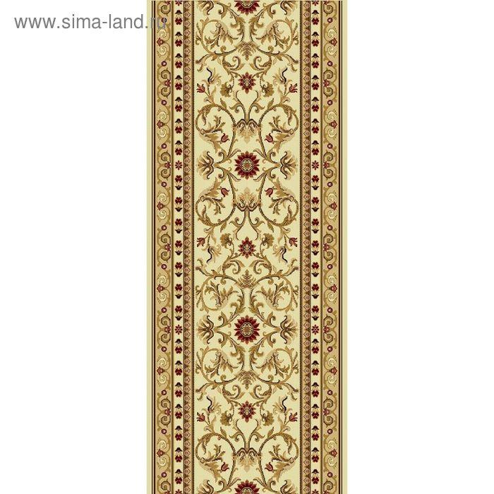 Дорожка ERMITAGE CLASSIC EUROPEAN,  ширина 120 см, рисунок 265/1659, 0102