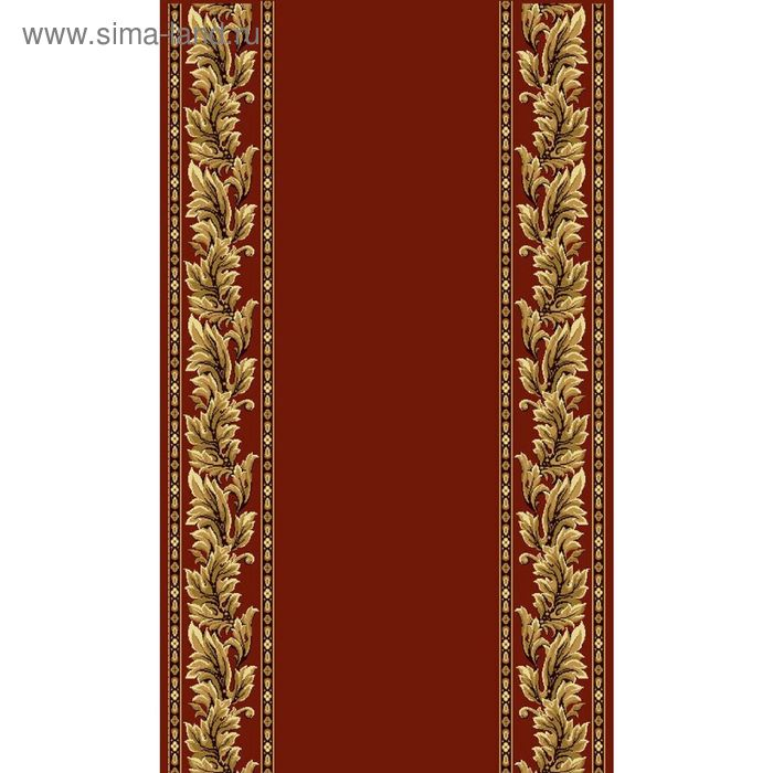 Дорожка KREMLIOVSCAIA ELITE EUROPEAN,  ширина 140 см, рисунок 123/63658, 3102