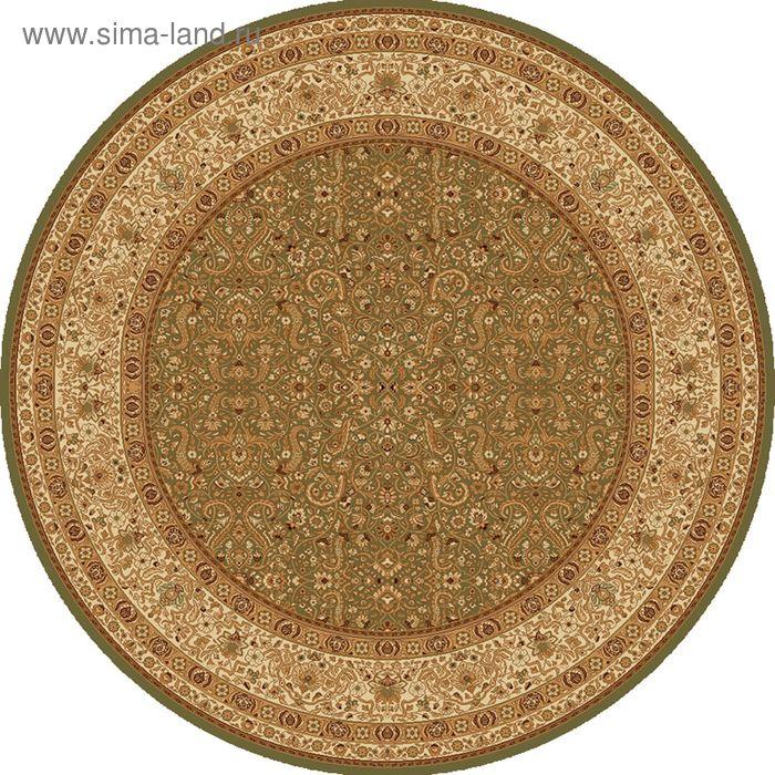 Ковёр круглый MAGIC CLASSIC,  размер 200х200 см, рисунок 287/5542 0105