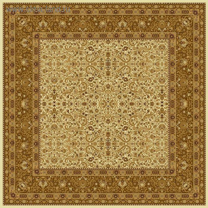 Ковёр квадратный MAGIC CLASSIC,  размер 150х150 см, рисунок 287/1149 0102