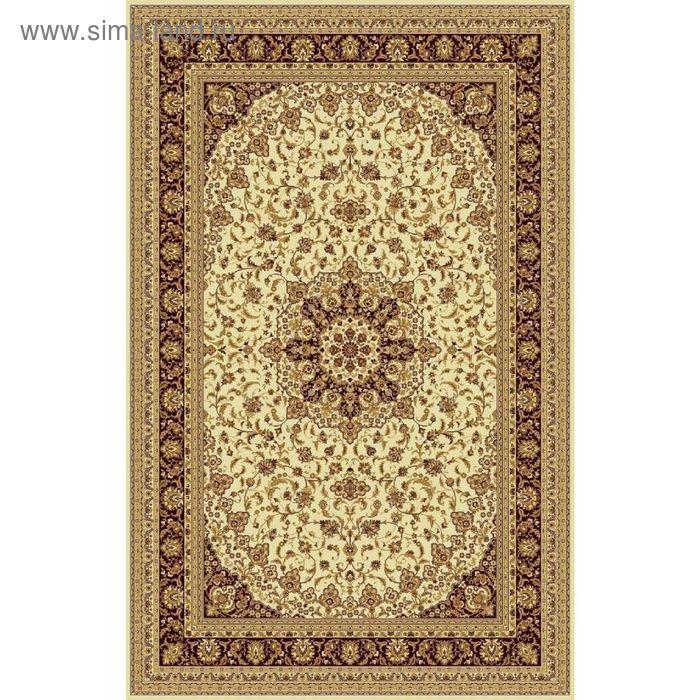 Ковёр ISFAHAN CLASSIC,  размер 60х110 см, рисунок 207/1149 0102