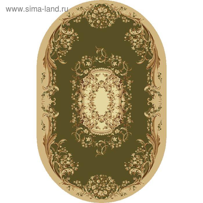 Ковёр овальный PASSAGE CLASSIC EUROPEAN,  размер 150х225 см, рисунок 062/5542 0105