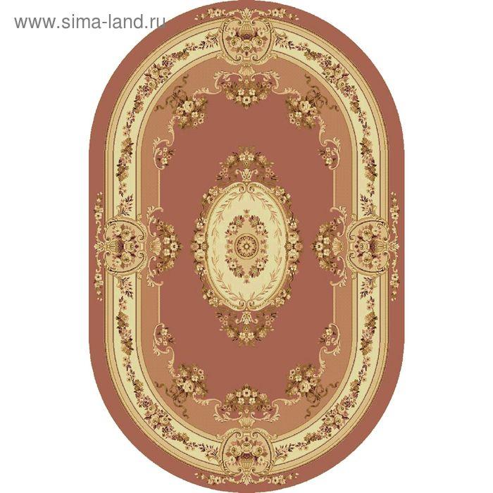 Ковёр овальный BUSHE CLASSIC EUROPEAN,  размер 300х400 см, рисунок 210/3281 0105