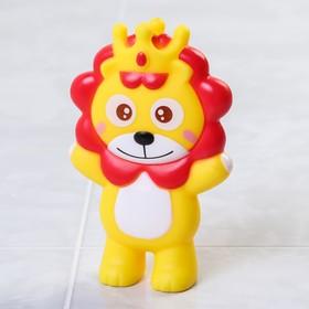 Игрушка для ванной «Царь зверей»