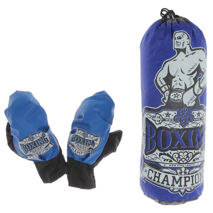 Детский боксёрский набор «Чемпион»