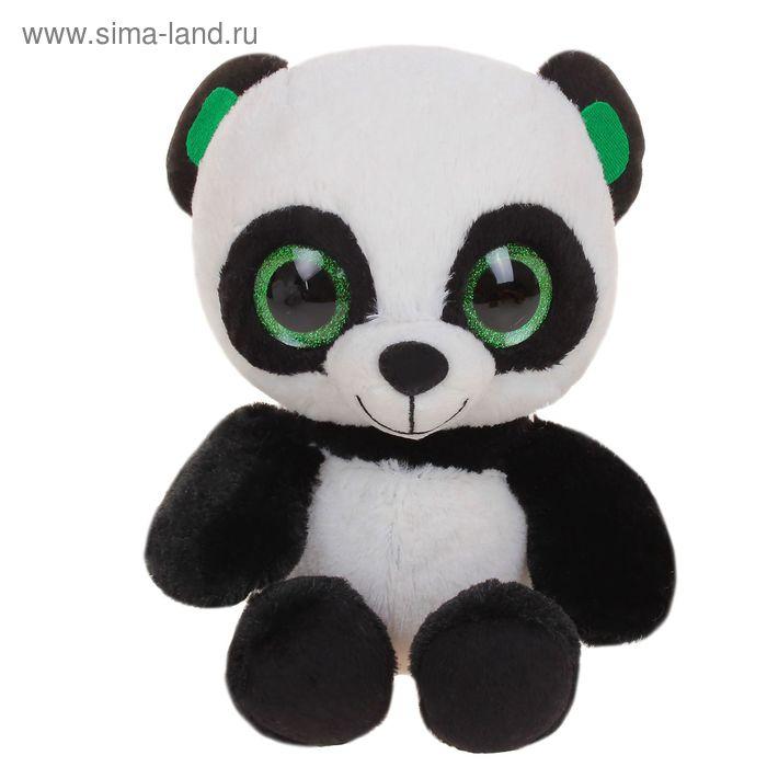 Мягкая игрушка «Панда Глазастик»