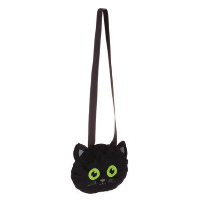 Мягкая игрушка-сумка «Кошечка»