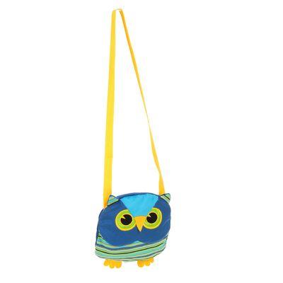 Мягкая игрушка-сумка «Сова»