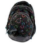 Рюкзак школьный эргономичная спинка Bagmaster NIE 13A 47*33*20 + ПОДАРОК: мешок для обуви