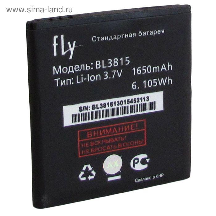 Аккумулятор FLY Тех.Упак. (BL3815) IQ4407