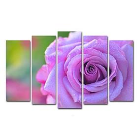 """Картина модульная на подрамнике """"Роза""""  125*80 см"""