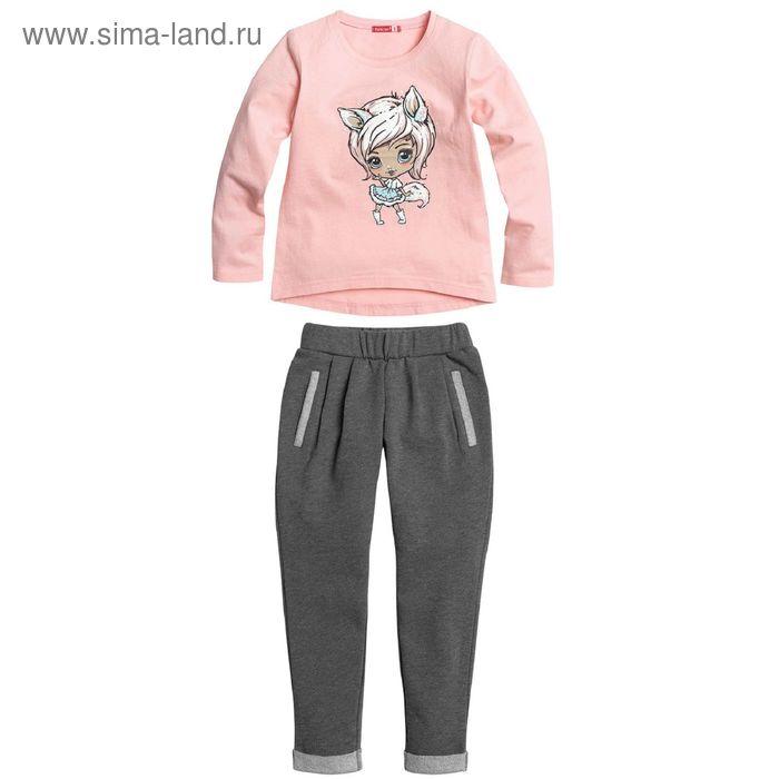 Комплект для девочек, 2 года, цвет Розовый GAJP3003