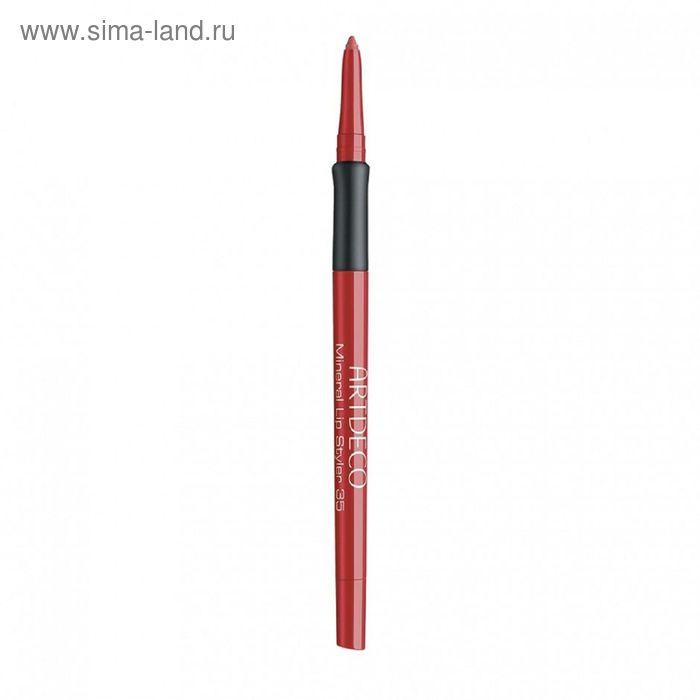 Минеральный карандаш для губ Artdeco Mineral, тон 35, 0,4 г