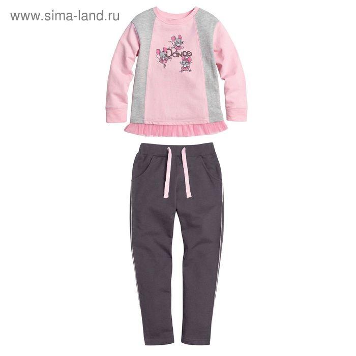 Комплект для девочек, 4 года, цвет Розовый GAJP3005