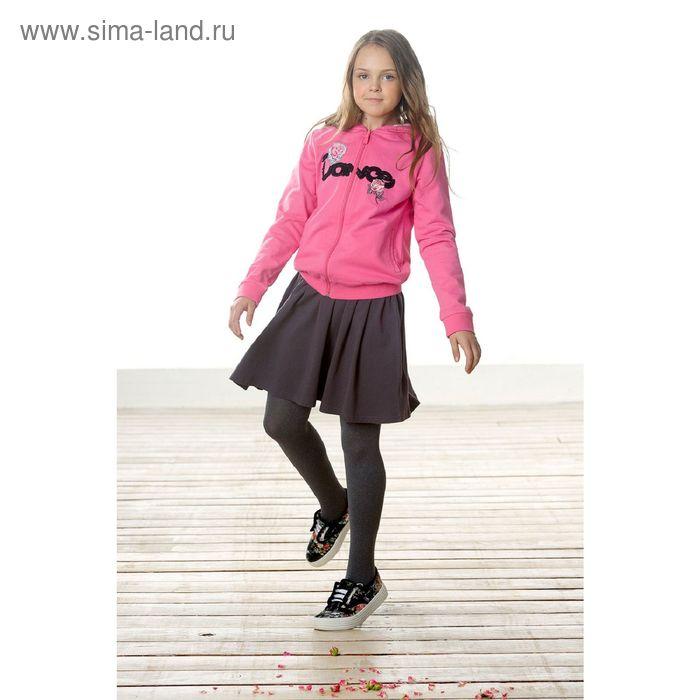 Джемпер для девочек, 11 лет, цвет Розовый GJXK4005