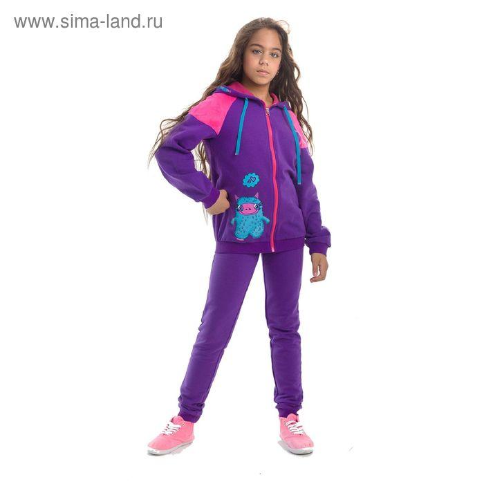 Комплект для девочек, 6 лет, цвет Лиловый GAXP4002