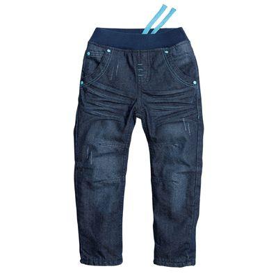 Джинсы для мальчика, 3 года, цвет синий BWP375/1