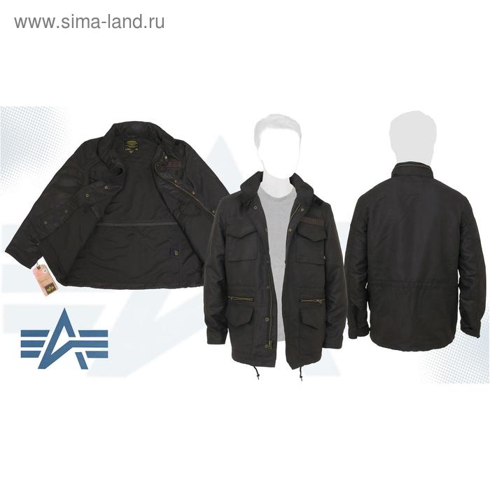 Куртка Solomon Alpha Industries Black, M