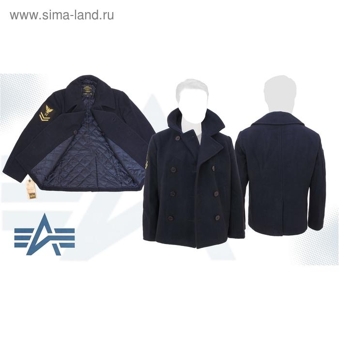 Бушлат утеплённый Captain Alpha Industries Navy, M