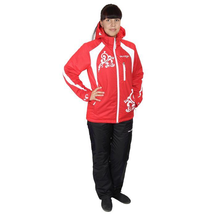 Костюм женский (куртка+штаны) ONLITOP, размер 42