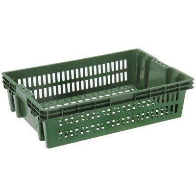 """Ящик хлебный """"Евролоток"""", цвет зеленый"""