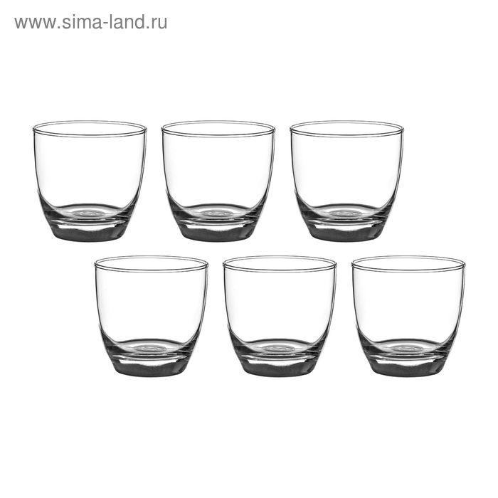 Набор стаканов для виски 370 мл Lyric, 6 шт