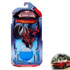 """Ароматизатор в авто гелевый """"Spiderman"""", Человек-паук, ветер перемен, 7,1 х 16,5"""