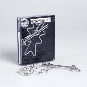 """Puzzle """"divided into parts"""" № 11"""