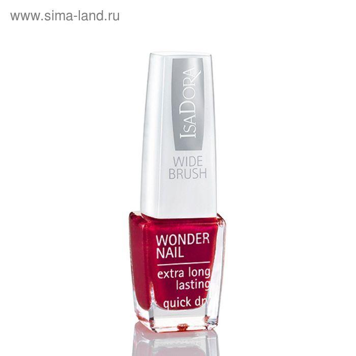 Лак для ногтей IsaDora Wonder Nail, тон 643, 6 мл