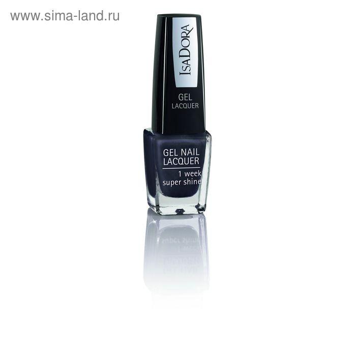 Лак для ногтей гелевый IsaDora Gel Nail Lacquer, тон 250, 6 мл