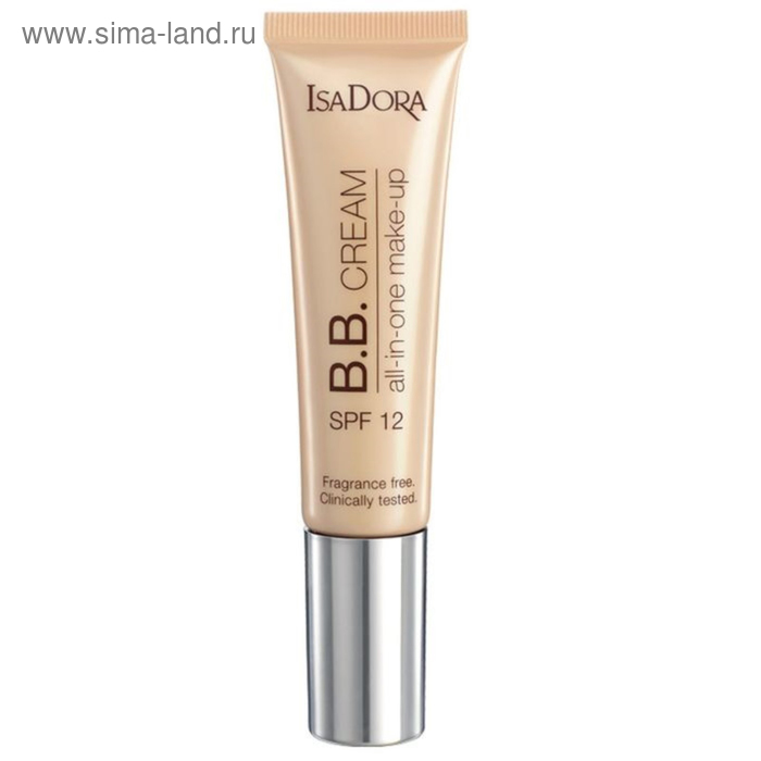 BB-крем IsaDora All-in-One make-up, spf 10