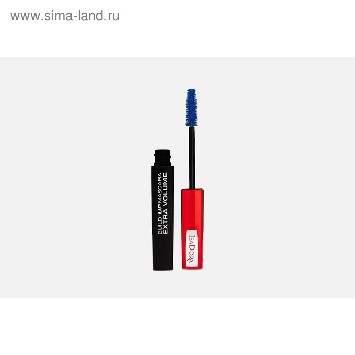 Тушь для ресниц IsaDora Build-up Mascara Extra Volume, тон 05, 12 мл