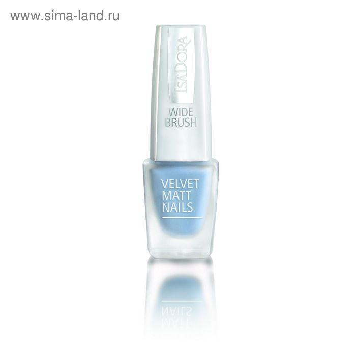 Лак для ногтей IsaDora Velvet Matt, тон 830, 6 мл