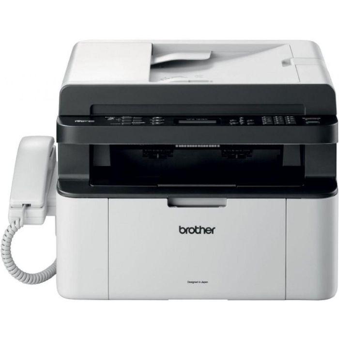 МФУ, лазерная черно-белая печать Brother MFC-1815R, А4
