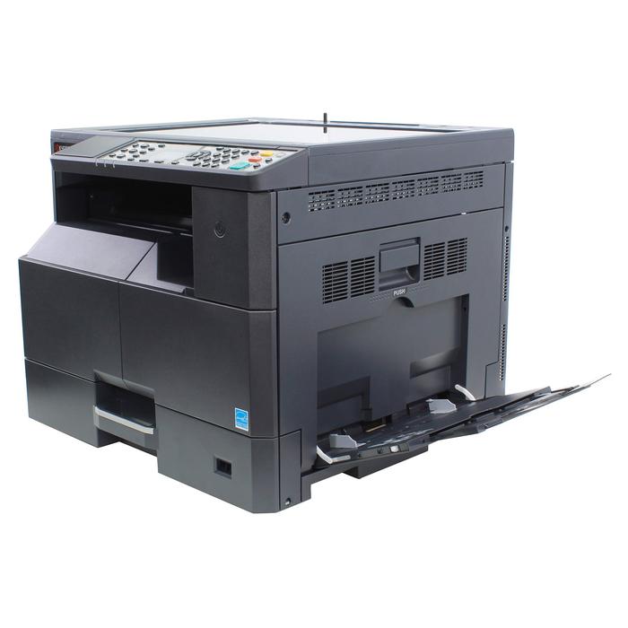 МФУ, лазерная черно-белая печать Kyocera TASKalfa 1801, А3