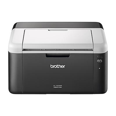Принтер лазерный черно-белый Brother HL-1212WR, А4, WiFi