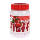 Кремовый зефир Marshmallow Fluff со вкусом клубники, 213 г