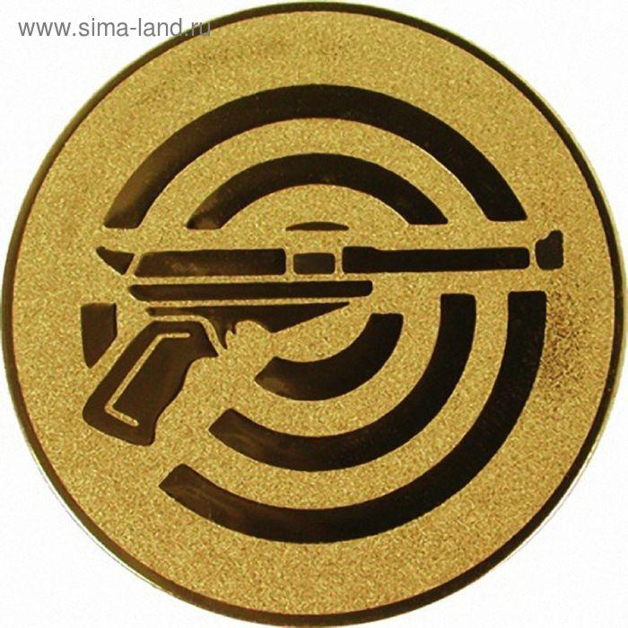 Жетон Пулевая стрельба d=50 мм, A51