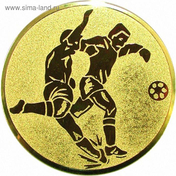 Жетон Футбол d=50 мм, A2/G