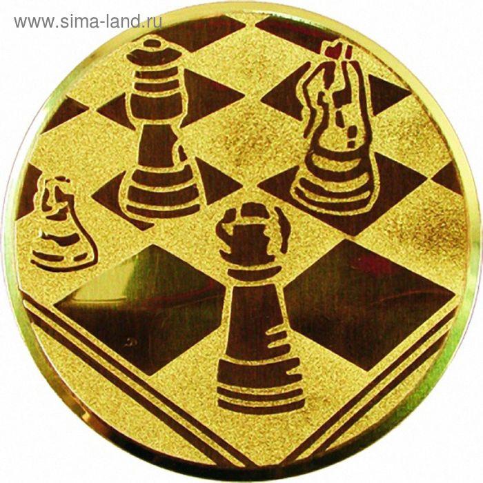 Жетон Шахматы d=50 мм, A22