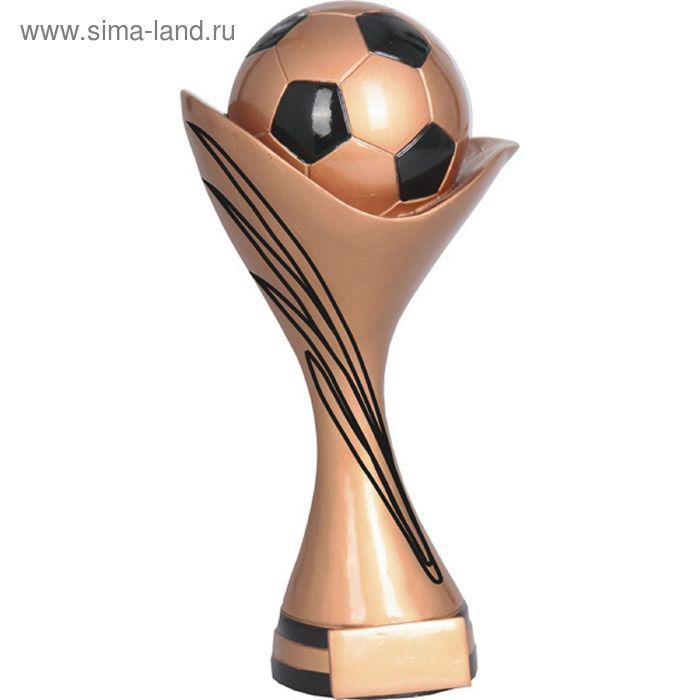 Фигурка литая Футбол RFST2061-26/AG, h=26 см