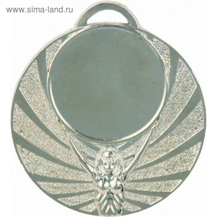 Медаль MD13045/S, d=45 мм, место под эмблему 25 мм