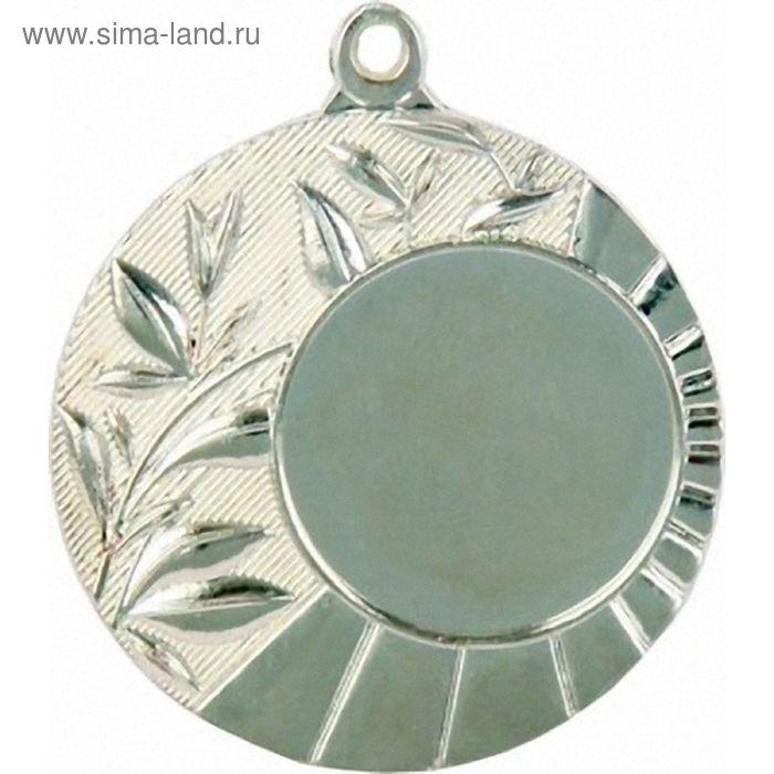 Медаль MD14045/S, d=45 мм, место под эмблему 25 мм