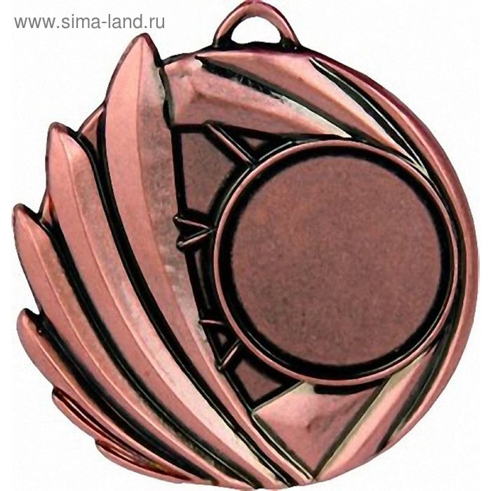 Медаль MD1650/B 55х45 мм, место под эмблему 25 мм