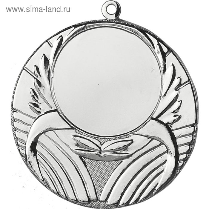 Медаль MMC5045/S, d=45 мм, место под эмблему 25 мм