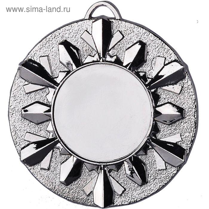 Медаль MD1850/S, d=50 мм, место под эмблему 25 мм