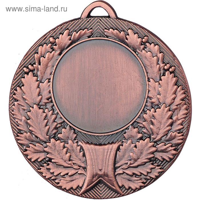 Медаль MD1950/B, d=50 мм, место под эмблему 25 мм