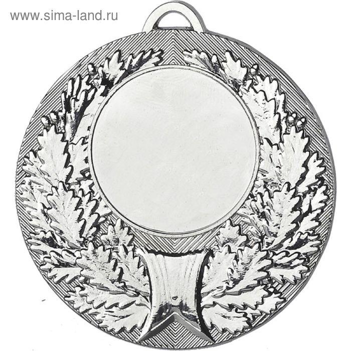Медаль MD1950/S, d=50 мм, место под эмблему 25 мм