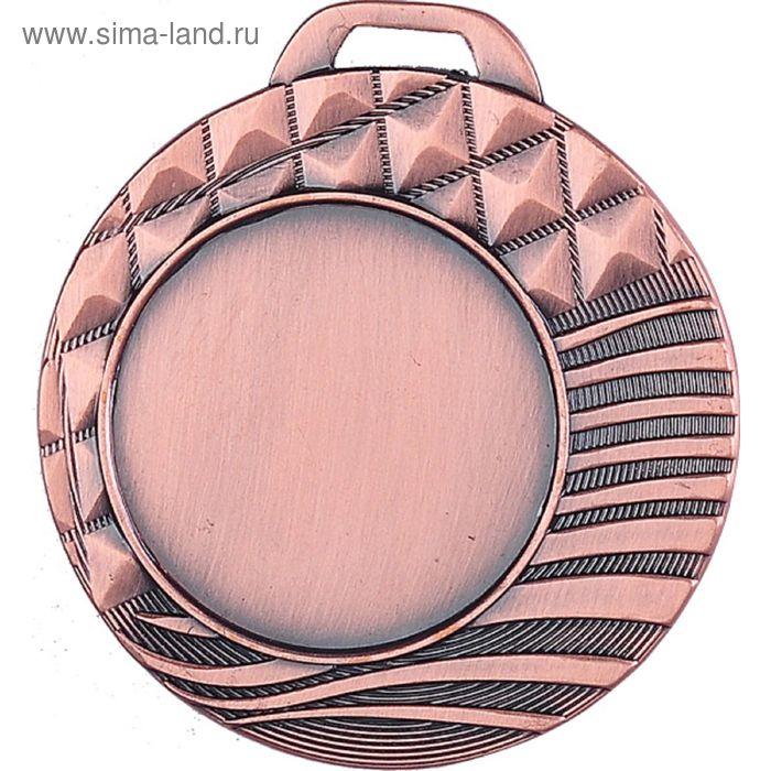 Медаль MMC7040/B, d=40 мм, место под эмблему 25 мм