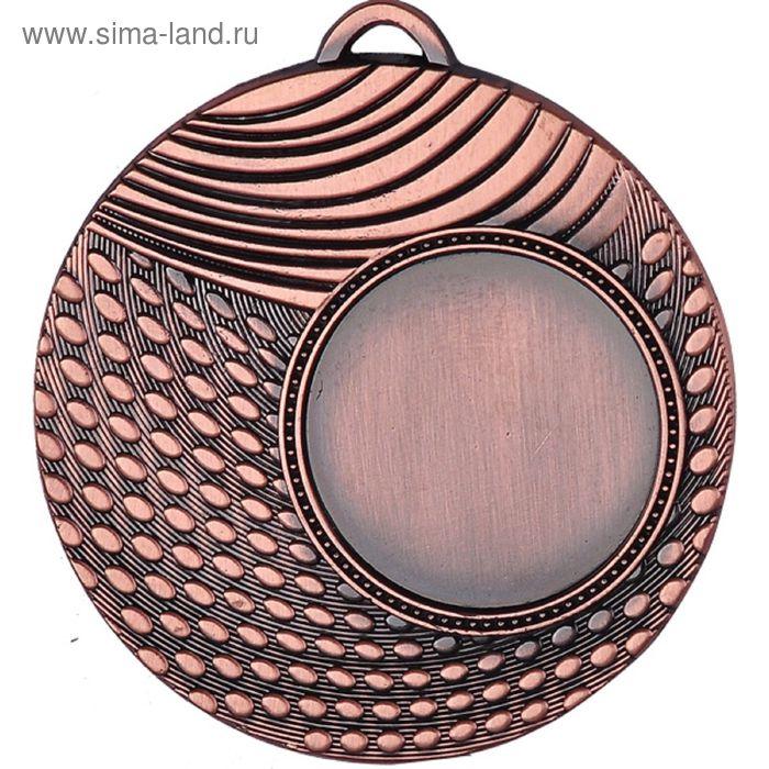 Медаль MD2150/B, d=50 мм, место под эмблему 25 мм